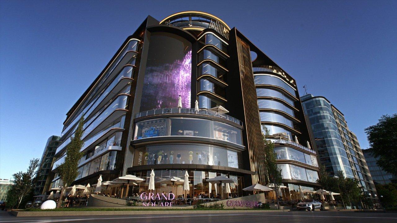 GRAND SQUARE Mall