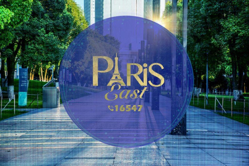 Paris mall 2